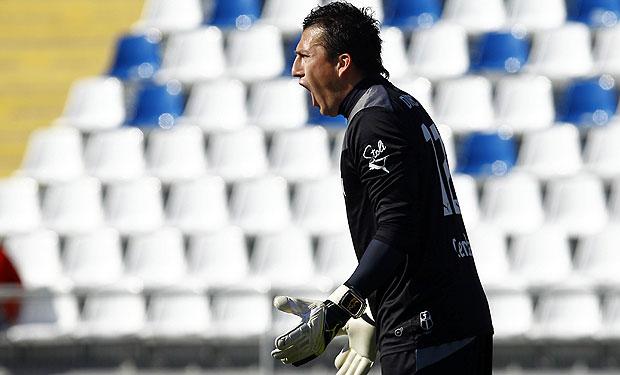 El portero cruzado destacó la mentalidad del equipo comandado por Mario Salas.