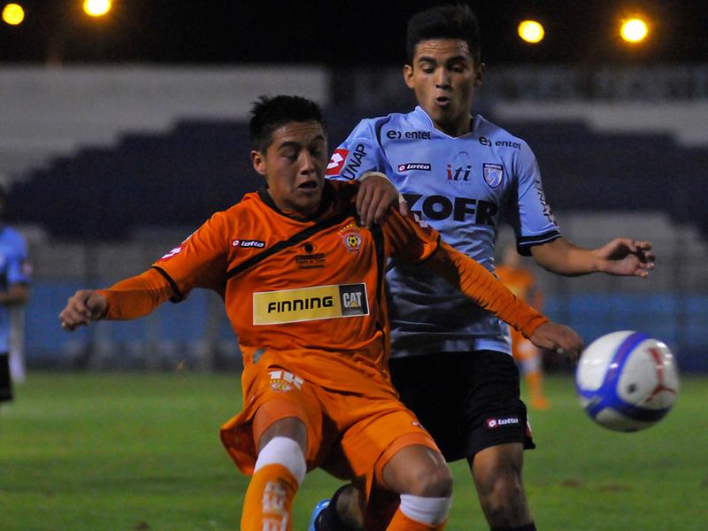 Cobreloa será local ante Huachipato en la décimo tercera fecha en un duelo vital en su lucha por mantenerse en primera división.  Foto: ahoranoticias.cl