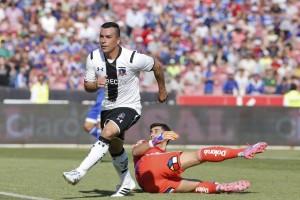 Paredes llegó a 8 goles en Superclásicos.