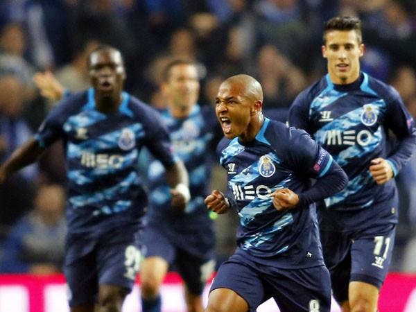 El Porto es uno de los primeros clasificados a cuartos de final de la Copa de Campeones de Europa. Foto: libero.pe