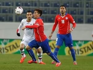 Los dirigidos por Jorge Sampaoli no hicieron un buen partido y terminaron cayendo por 2 a 0 frente a su símil de Irán.