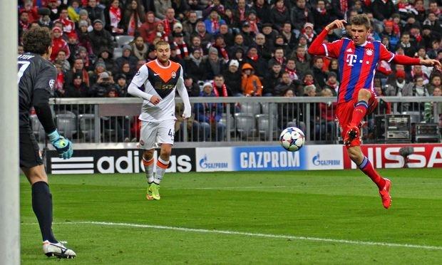Thomas-Muller-Bayern--Munich 7-0