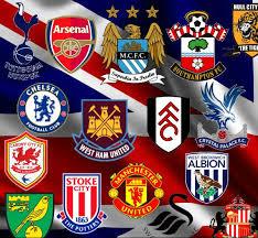 logos futbol ingles