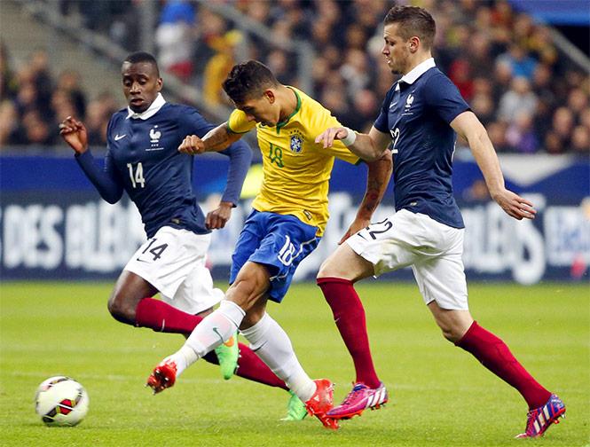 neymar brasil francia