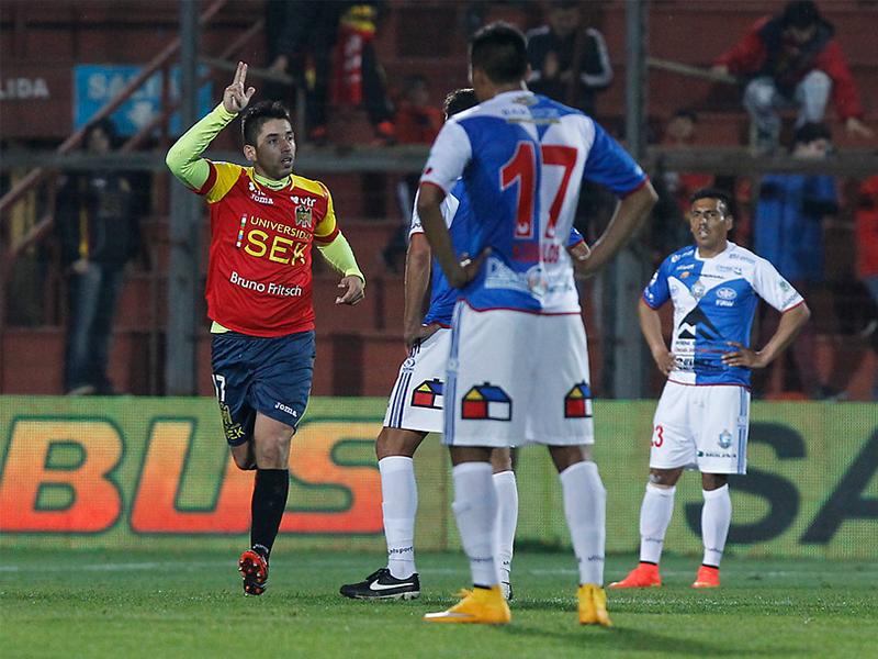 Deportes Antofagasta se mantiene 16 en la tabla de promedios y estaría descendiendo. Foto: ahoranoticias.cl