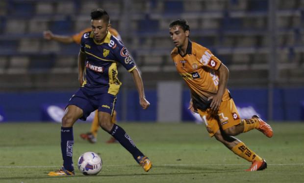 Hasta el momento los equipos descendidos son Barnechea y Cobreloa. Foto: latercera.com