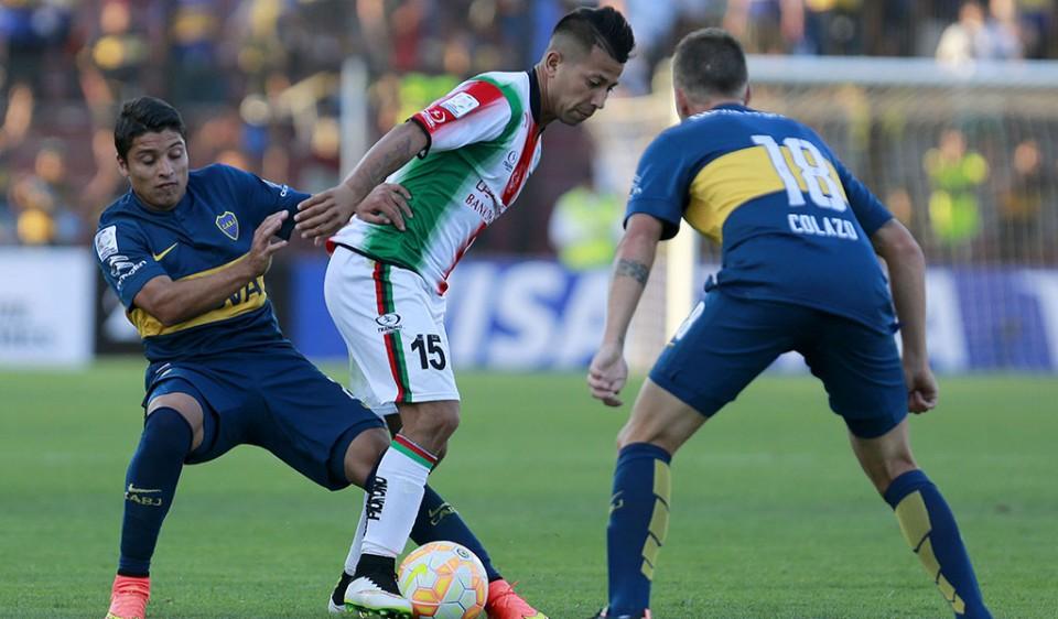 Palestino debe ganar o ganar para asegurarse la clasificación a los octavos de final de la Copa Libertadores. Foto: ferplei.com