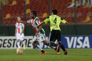 Palestino enfrentará a Boca Juniors en la última fecha del grupo 5. Foto: puranoticia.cl