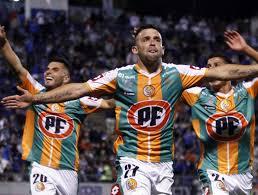 Matías Donoso fue el héroe del partido al anotar el penal que le dio el campeonato a Cobresal. Foto: soychile. cl