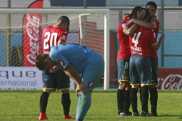 La próxima fecha Unión deberá enfrentar a Huachipato en un duelo clave por la clasificación a la liguilla para la Copa Sudamericana. Foto: Photosport