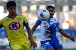 Churín, Huentelaf y Reynero armaron el gol con el que UDC derrotó a los Pumas en calidad de forasteros.