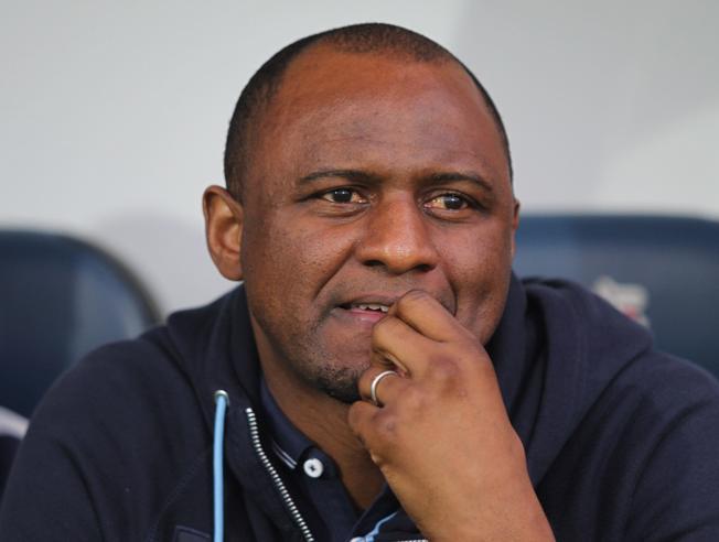 Patrick Vieira suena como sustituto de Pellegrini en el Manchester City