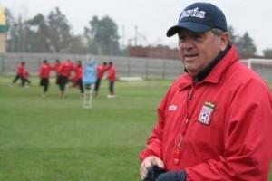 Luis Marcoleta es el nuevo Dt de Curicó Unido.