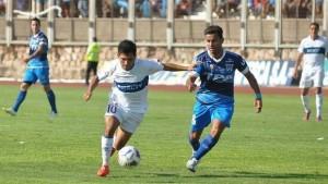 Diego Rojas fue un problema sin solución para los jugadores de Arica.