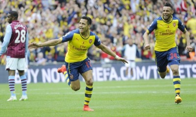 alexis-sanchez-arsenal gol