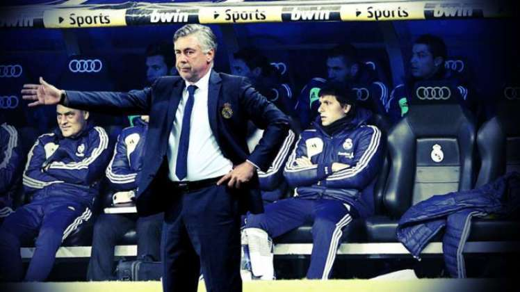 ancelotti real-madrid