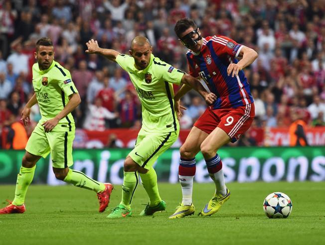 El Barcelona deberá esperar hasta mañana para saber quién será su rival en la final del torneo, la Juve corre con ventaja por el momento. Foto: mundodeportivo.com