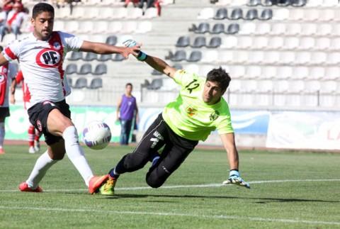 Campos López tiene la primera opción de ser el goleador de la 'B'.