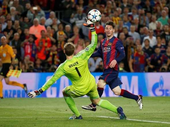 El segundo gol de Messi. La expresión máxima de talento