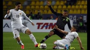 México y Bolivia empataron en opaco partido.