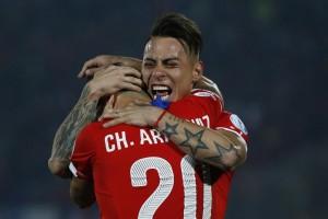 Con un golazo de Vargas, Chile se metió en la final de la Copa América.