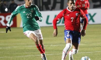 Alexis Sanchez Ataque Chile