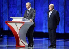 Se realizó el sorteo para definir los grupos en las eliminatorias del Mundial de Rusia 2018.