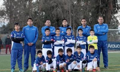 futbol infantil la araucana