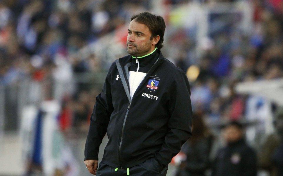 José Luis Sierra anticipó lo que el partido ante Ñublense.