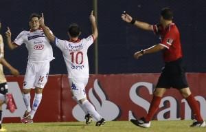 Nacional dejó fuera a Universidad de Concepción en la primera fase de la Copa Sudamericana.