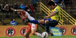 Universidad de Concepción derrotó 3-1 a Cobresal.