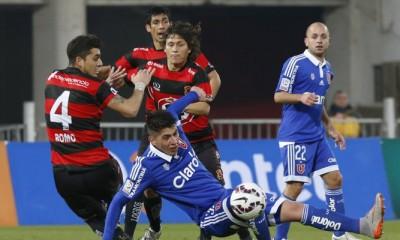 Rangers le hizo complicada la tarde a Universidad de Chile.