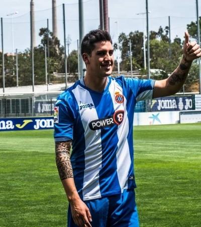 Enzo Rocco jugará por el Espanyol.