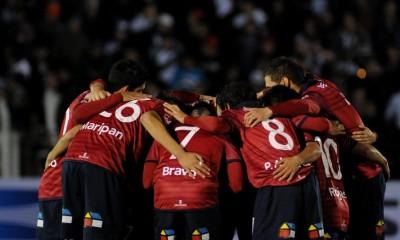 4 empates y siete derrotas era el registro de los de la franja en Uruguay.