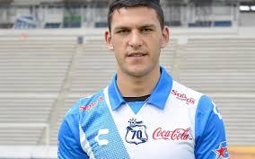 Isaac Díaz es el nuevo refuerzo del Puebla.