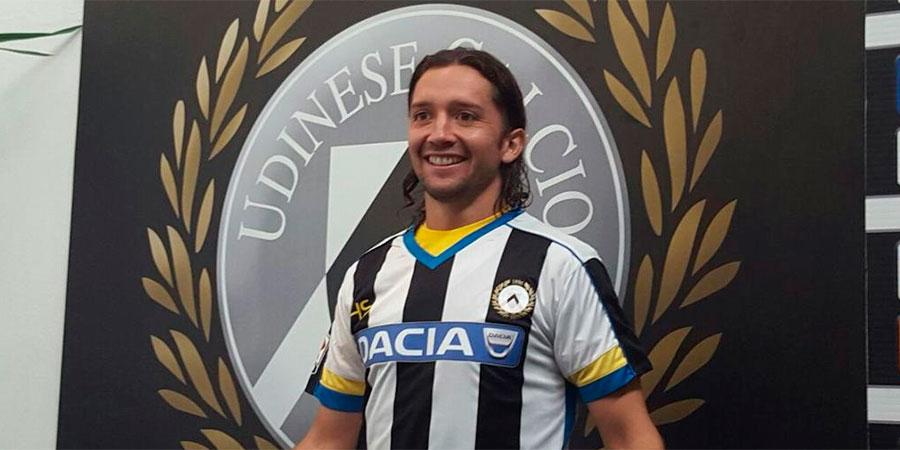 Manuel Iturra se suma al Udinese de Italia.