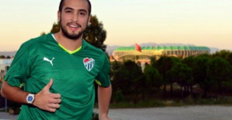 Jorquera jugará en el  Bursaspor de Turquía