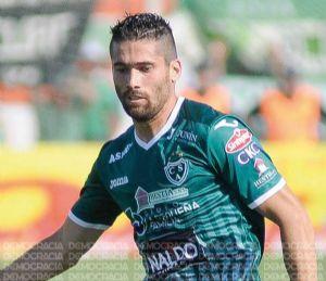 Marcelo Scatolaro está en el Sarmiento Junin de la primera división de Argentina.