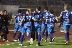 San Marcos derrotó por la mínima a Antofagasta.