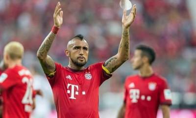 """El """"Rey"""" anotó su primero gol en Bundesliga con Bayern Múnich."""