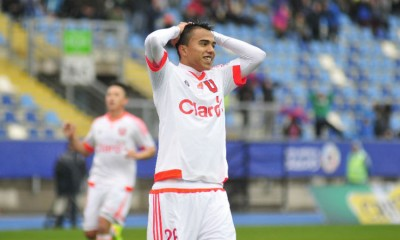 Fabián Carmona sufrió lesión de ligamento cruzado.