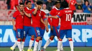 La Roja se ganó el respeto de todas las demás selecciones.