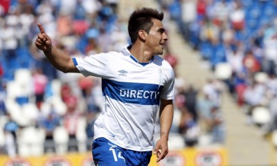 Llanos fue figura en la goleada cruzada. Suma bonos para ganarle la pulseada a Roberto Gutierrez por el puesto de centro delantero.