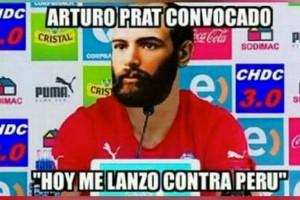 Arturo Pratt apareció en Lima