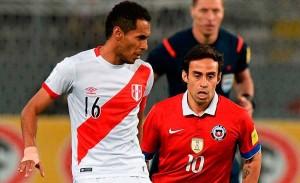 El mago aguantó todo el juego ante Perú.