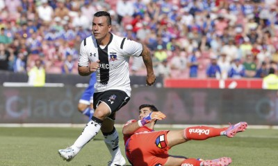 Paredes ya lleva 9 goles convertidos a Universidad de Chile. ¡Crack!