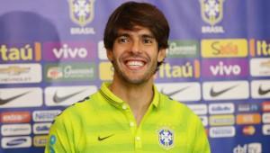 Han pasado 13 años desde el debut de Kaká en la Selección de Brasil.
