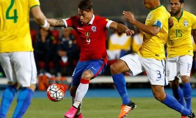 Vargas llegó a 23 goles con la camiseta de la Roja.