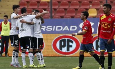 Triunfo albo en Copa Chile