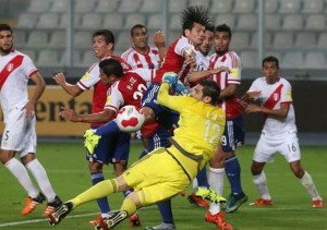 Paraguay no aguantó la presión del Nacional de Lima.